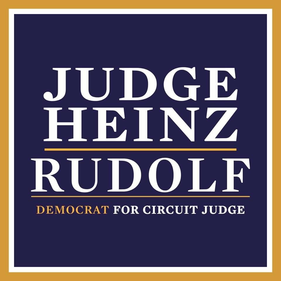 Judge Heinz Rudolf